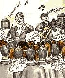 canti liturgici canti religiosi celebrare coro